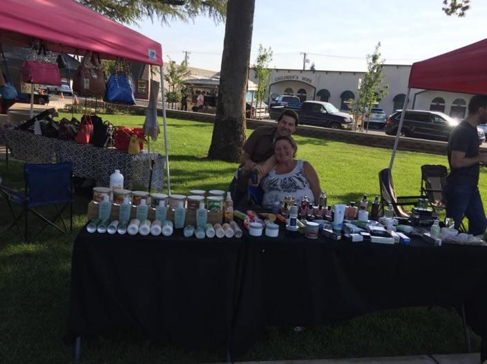 Joe and Debbie Farmers Market